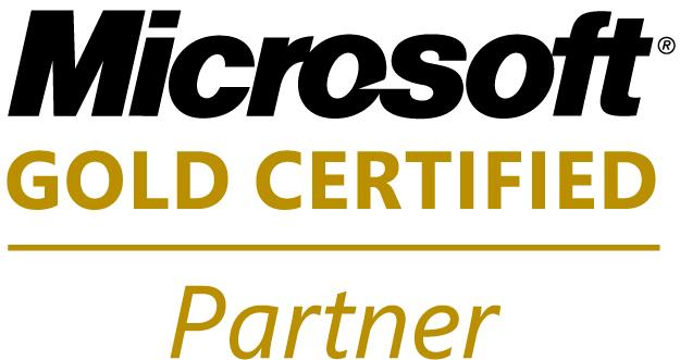 microsoft gold certified logo partenaire