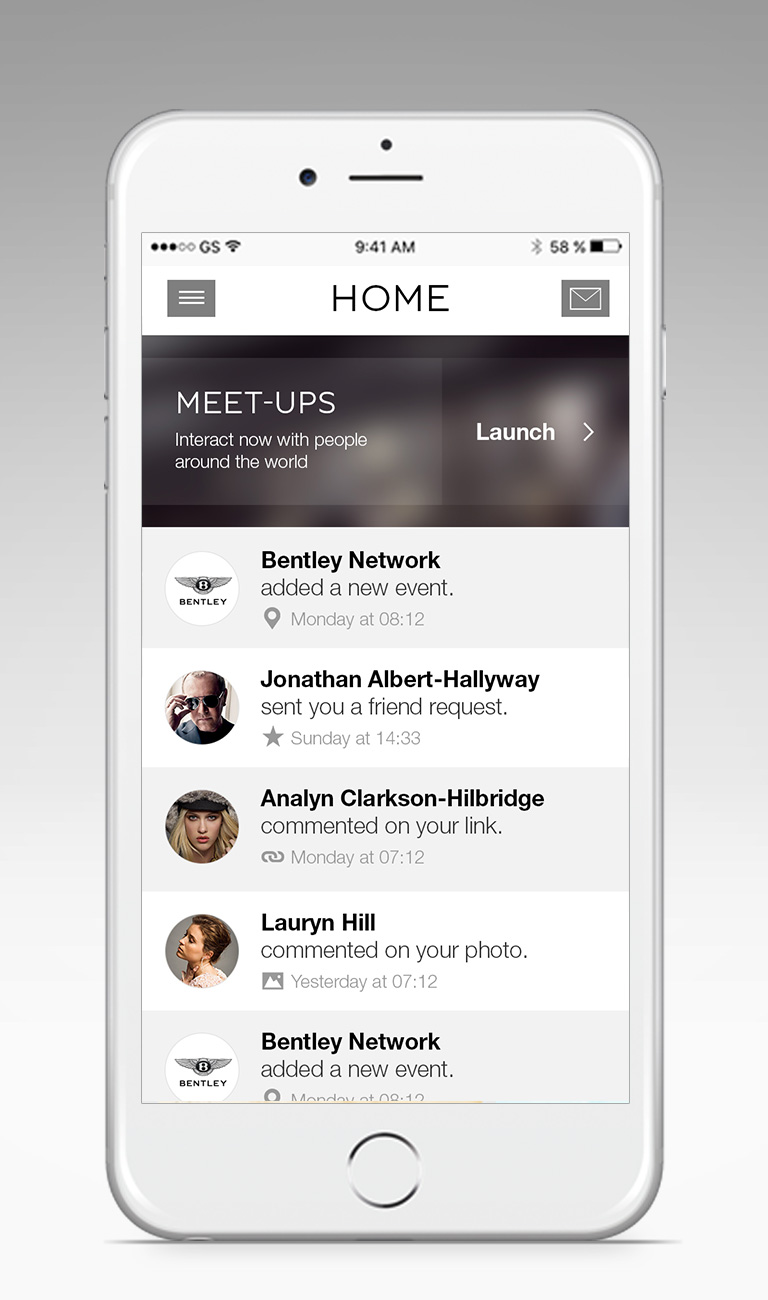 Bentley Network Home Avant