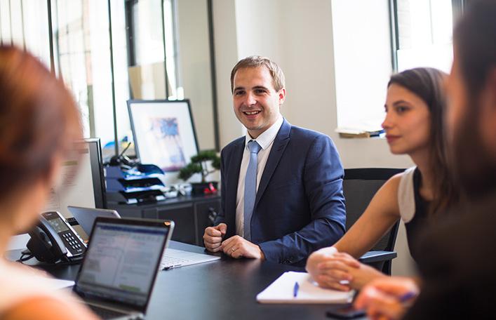 actimage stratégie strategy division pôle digital intelligence entreprise company meeting réunion