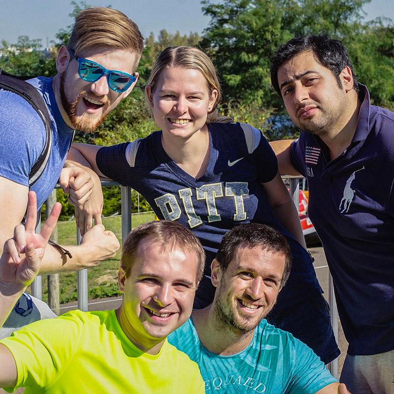 actimage équipe sport valeurs esprit nature sortie