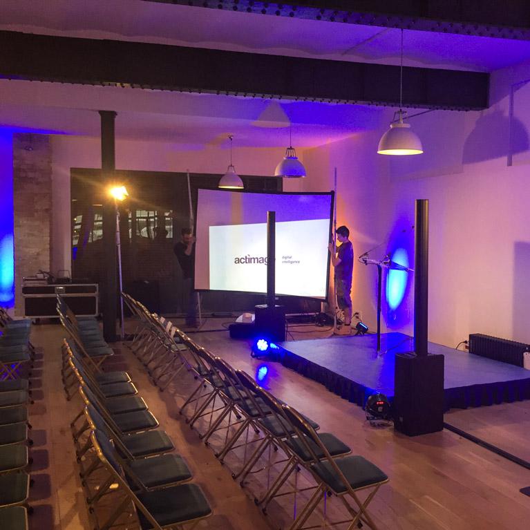 actimage digital intelligence organisation événement discours