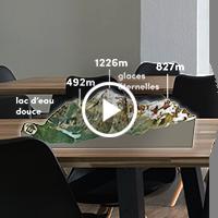 Datavisualisation de carte avec Hololens