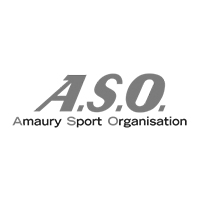 Logo Amaury Sport Organisation