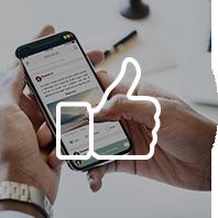 Application mobile de réseau social privé pour les propriétaires de Bentley